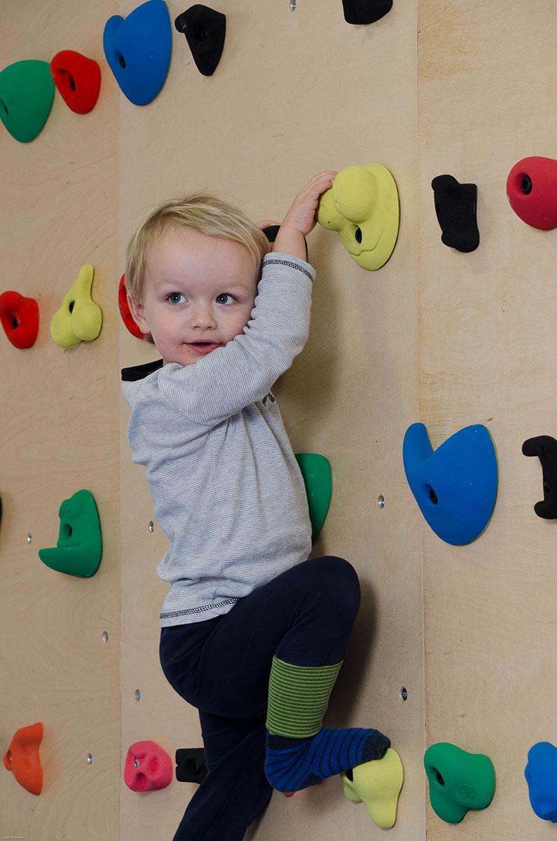 Klettertherapie Für Kinder in Landshut